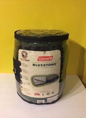 Coleman Bluestone Sleeping Bag New! for Sale in Austin, TX