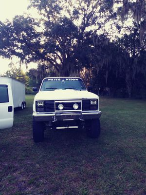 1987 chevy c10 shortbed for Sale in NEW PRT RCHY, FL