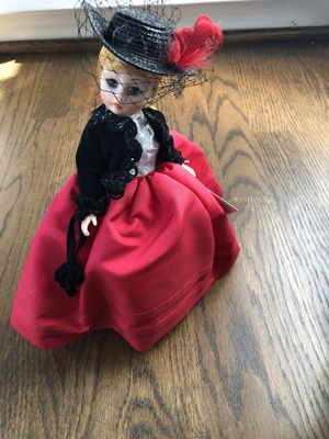 Madame Alexander doll-Lilly the portrette series for Sale in Greensboro, NC