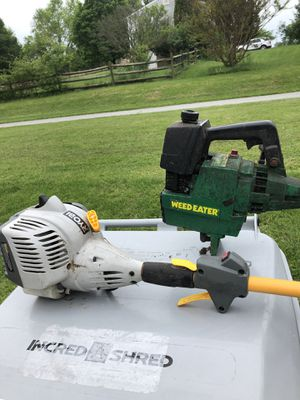 Pair of string trimmers, weed wackers. for Sale in Sykesville, MD