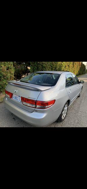 Honda Accord 2003 for Sale in Tacoma, WA