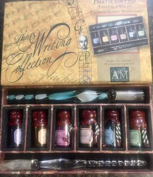 NEVER been used old fashioned calligraphy set for Sale in Phoenix, AZ