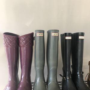 Hunter Rain Boots for Sale in Devon, PA