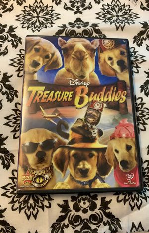 Treasure buddies dvd for Sale in Ithaca, NY