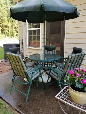 Patio Furniture for Sale for Sale in Duluth, GA