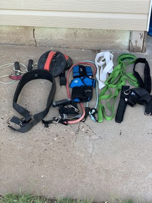 Exercise stuff for Sale in Amarillo, TX