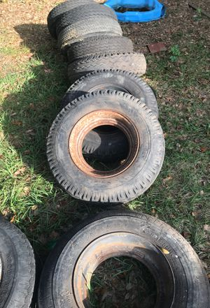 Trailer tires for Sale in Thonotosassa, FL