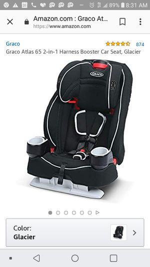 2 in 1 Graco Booster Seat for Sale in Seattle, WA