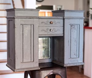 Antique apothecary cabinet. for Sale in Chapel Hill, NC