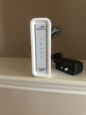 Arris Surfboard SB6141 Router for Sale in Washington, DC