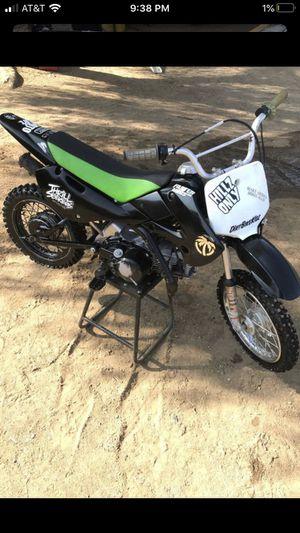 2007 Kawasaki klx110 for Sale in Perris, CA