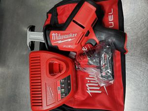 Milwaukee m12 fuel hackzall for Sale in Covina, CA