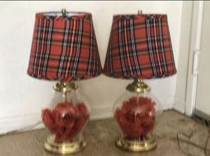 Princess house lamps for Sale in Chula Vista, CA