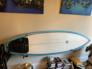 6' Custom Surfboard Like New for Sale in San Francisco, CA