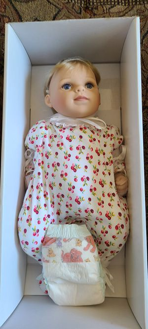 Life like baby doll still new in box for Sale in Madison Heights, VA