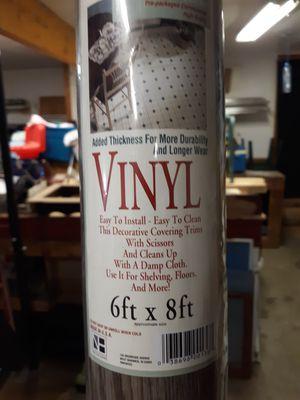 Roll of vinyl...never opened brand new for Sale in Chesapeake, VA