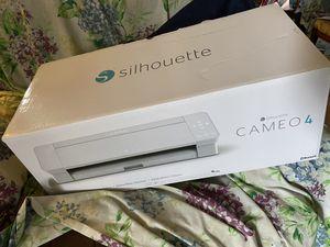 Silhouette Cameo 4 for Sale in Gaston, SC