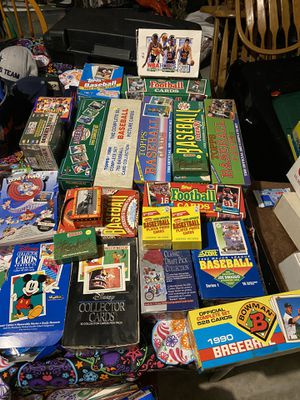 Trading cards lot (baseball,basketball,Football etc.) for Sale in San Antonio, TX