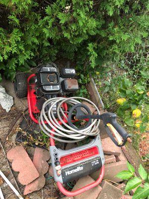 Homelite Pwer Pressure washer for Sale in Peabody, MA