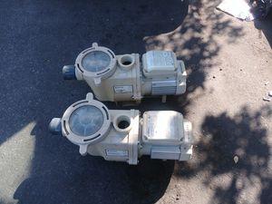 pentair whisperflo pool pump sett for Sale in Brooklyn, NY