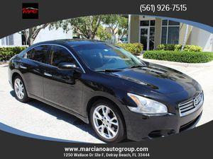 2013 Nissan Maxima for Sale in Delray Beach, FL