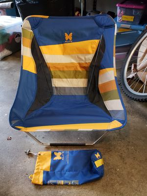 Alite Mayfly Camp Chair for Sale in Seattle, WA