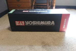 Yoshimura Trc Street Series Slip on for Sale in Horseheads, NY