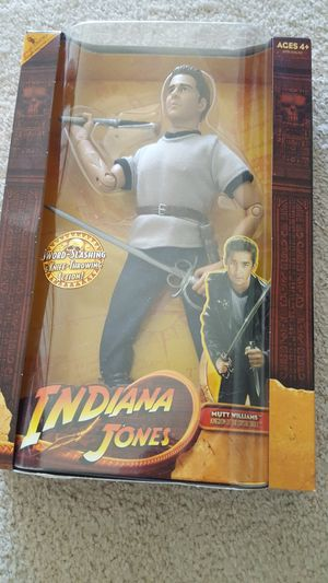 Indiana Jones Mutt Action Figure for Sale in Yorkville, IL