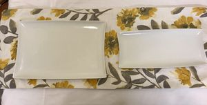 2 Serving trays for Sale in Gainesville, VA