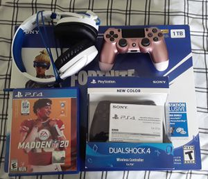 Playstation 4 1 TB Bundle for Sale in Blue Springs, MO