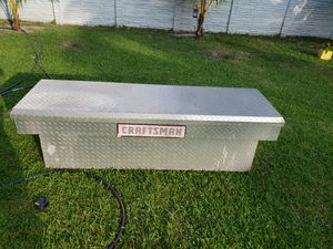 5' Stainless steel tool box for Sale in Miami, FL