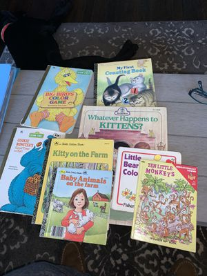 Vintage children's books for Sale in Stoughton, MA