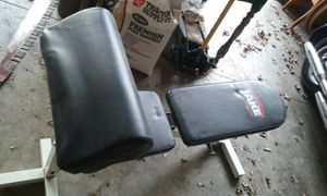 Body by Jake work out bench for Sale in Hiram, OH