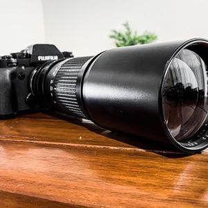 FUJIFILM XT1 With Fujinon 35mm F2 & Tokina RMC 400mm F6.6 for Sale in East Haddam, CT