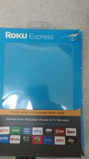Roku express for Sale in University Place, WA