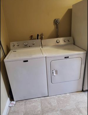Maytag Washer and Dryer for Sale in Clarksville, TN