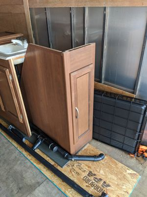 Travel trailer RV Sink and cabinets for Sale in Oakland Park, FL