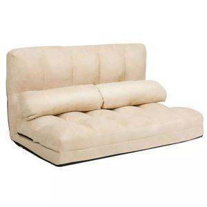🛋 Brand New! Foldable Floor 6-Position Adjustable Lōûnge Cøuch for Sale in Los Angeles, CA