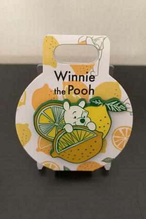 Japan Disney Stores Exclusive Winnie The Pooh Fresh Lemon Pin for Sale in Los Angeles, CA