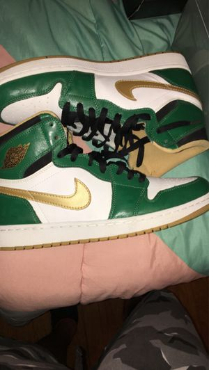 Jordan 1 Boston Celtics for Sale in Austin, TX