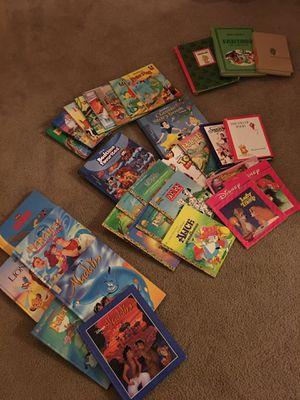 33 Disney books for Sale in Riverside, CA