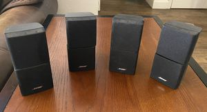 4 Bose Surround Sound Speakers for Sale in Waco, TX
