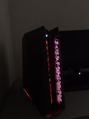 Asus g20aj gaming desktop (FULL SET-UP)(3.2 GHz Intel i5,NVIDIA GTX 1050Ti) for Sale in Leander, TX