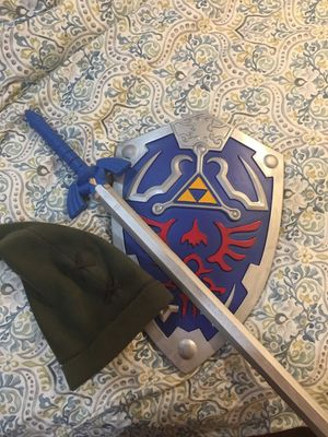 Sword/Shield/Hat for Sale in Middletown, MD
