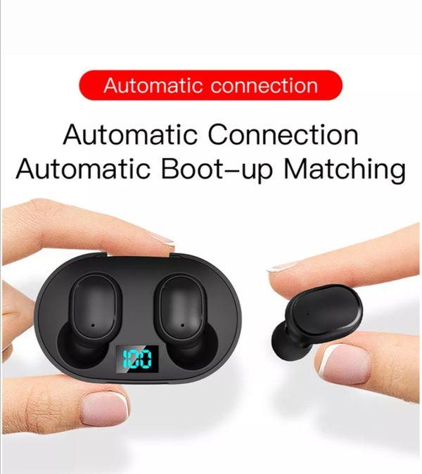 Bluetooth 5.0 Earbuds TWS Wireless Headphones Earphones In-Ear Sport Headset