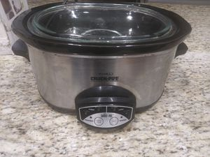 Crock Pot (used) for Sale in Merced, CA