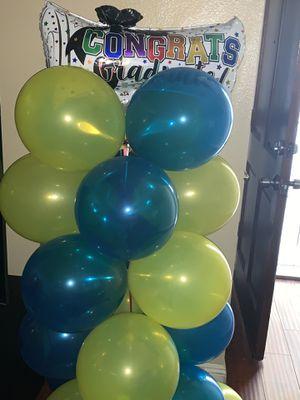 Graduation Balloon bouquet for Sale in Riverside, CA