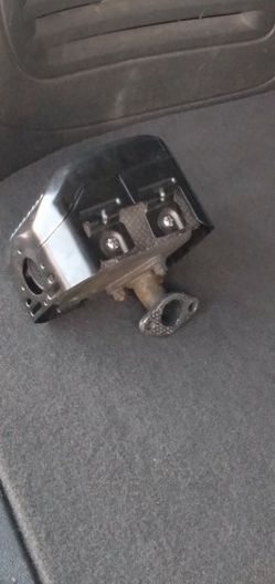 Go Kart / MiniBike / Mini Bike / Go Cart / Predator 212cc Exhaust Muffler for Sale in Carson,  CA
