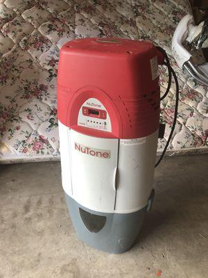 Nutone vacuum for Sale in Davie, FL