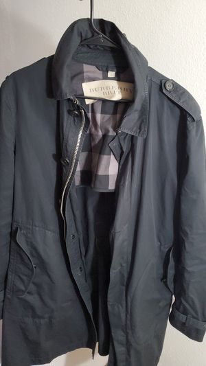 Burberry trench coat for Sale in Adelphi, MD
